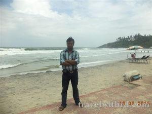 केरल के इन सुकूनभरी तटों पर भी एक नजर (Kovalam Beach, Kerala) - Travel With RD