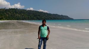 Havelock Island: The Radhanagar Beach