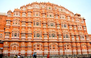 Hawa Mahal : The Pink City Jaipur