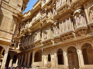 Patwon ki Haveli : Jaisalmer