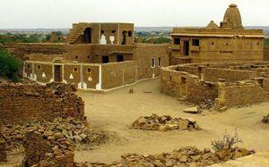 Kuldhara : A Haunted Village