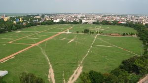 Gandhi Maidan : Patna
