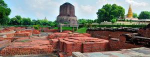 Attractions of Sarnath : Varanasi