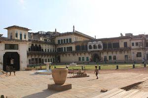 Ram Nagar Fort : Varanasi