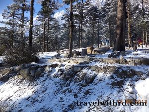 How Kashmir will look in winters