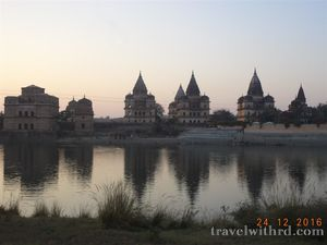 Why should you visit Orchha?