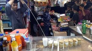 Cochin Special Drink