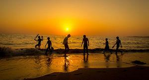 Cochin – Queen of Arabian Sea (Beach Ride)