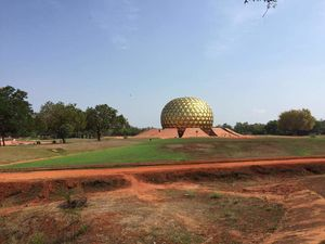 Auroville: The City of Dawn 1/5 by Tripoto