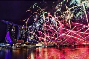 Singapore adventures for NEW year#photosabroad