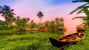 Alleppey – Kerala Backwaters- Venice of East
