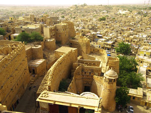 Jaisalmer Fort 1/undefined by Tripoto