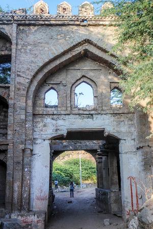 Trek to Devarakonda Fort