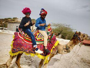 Beyond the Roads lies a White Desert: Rann of Kutch, Lakhpat and Dholavira