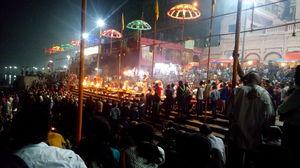 Travelling Varanasi, India