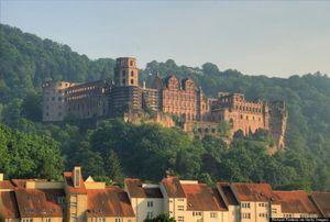 Heidelberg Castle (Schloss Heidelberg) 1/undefined by Tripoto