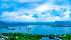 उदयपुर - एतिहासिक धरोहर एवं प्राकृतिक सौन्दर्यता का अनूठा संगम