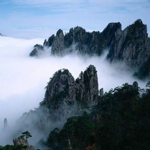 Huangshan Geopark 1/2 by Tripoto