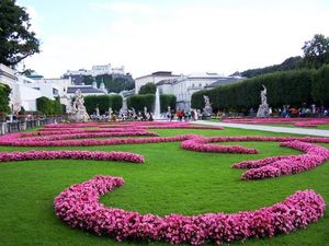 Mirabell Palace and Gardens 1/1 by Tripoto