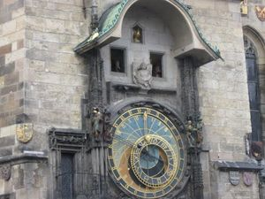 Prague Astronomical Clock 1/6 by Tripoto
