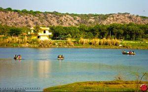 Damdama Lake 1/1 by Tripoto