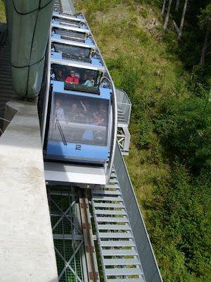 Innsbrucker Nordkettenbahnen 1/1 by Tripoto