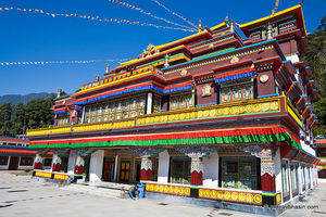 A few Stunning Monasteries of Sikkim