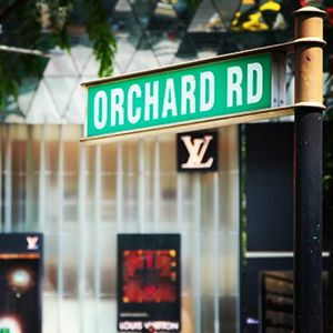 Orchard Road Singapore 1/11 by Tripoto