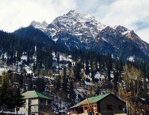 Manali – The Winter Wonderland