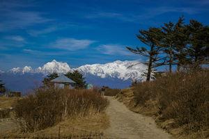 Sandakphu- Trekker's Paradise
