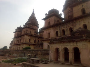 Orchha-unexplored jewel in the heart of India