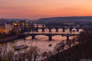 Prague - The City of Hundred Spires (A Photo Story)