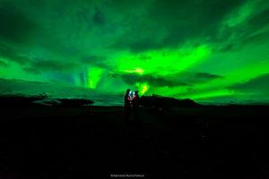 The Splendor Of Aurora Borealis: Northern Lights Of Iceland