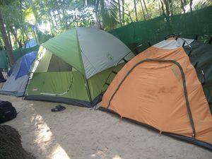 Malvan Beach Camping