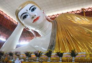 Chauk Htat Kyi Pagoda 1/1 by Tripoto