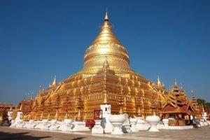 Shwezigon Pagoda Street 1/undefined by Tripoto