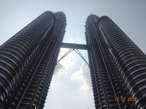 17 hours in Kuala Lumpur