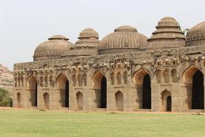 UNESCO heritage site - HAMPI!