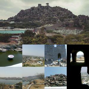 Awaken to Heat of Rocks and Cotton : Raichur
