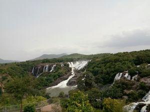 One day trip -Hydro electric power house Shivanasamudra