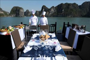 Halong Paradise Peak Cruise