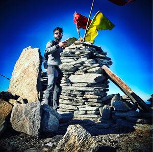 Ketharkantha Trek  Uttara-khand