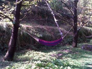 Peace at Raju's cottage