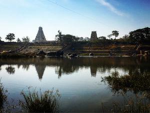 Hampi-Ruin City Of Vijaynagar Empire