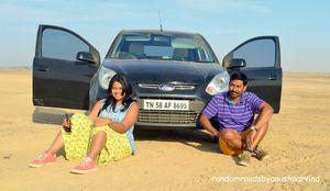 Bangalore Till Pakistan - a Couple Roadtrip through Rajasthan on Budget