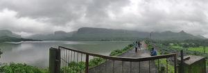 Weekend in Pune - Bhira Dam, Tamhini Ghat and Shaniwar Wada fort