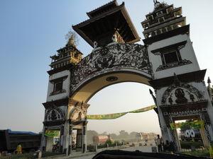 Kathmandu through photoblog