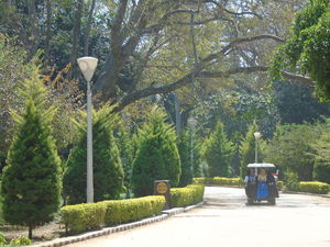 Lalbagh : A necklace of Bangalore city