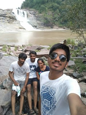 Weekend Getaway to Kuntala Waterfalls from Hyderabad