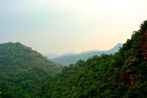 Pachmarhi: The so called 'Haunted' mountains of the Satpura Ranges